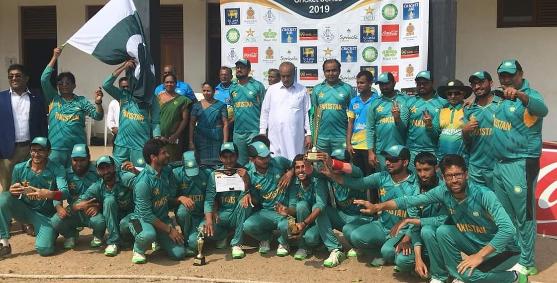 Pakistan vs Sri Lanka Blind Cricket