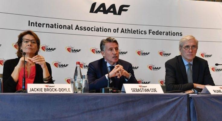 IAAF Russian Athletes Ban