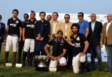 Capital Smart City Polo Cup 2019