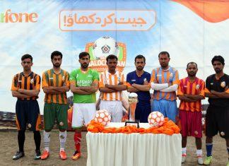 Ufone Balochistan Football Cup '19