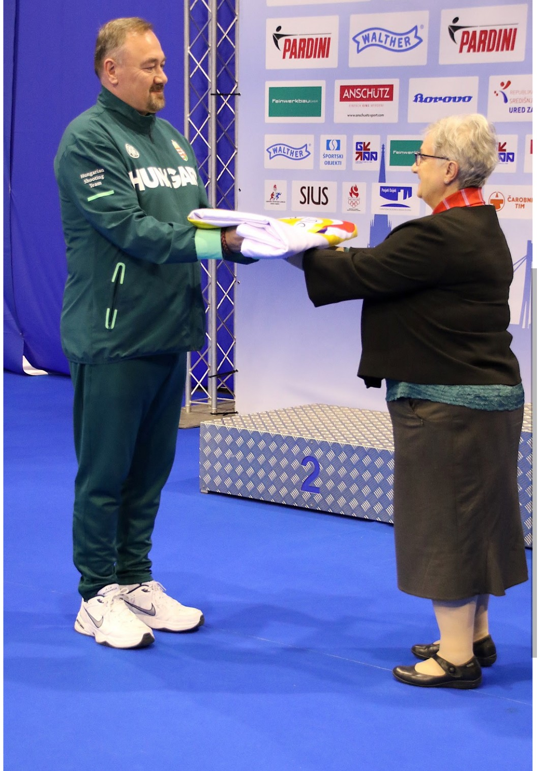 Eurpoean Championship Award