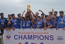 PALS Football Tournament 2019