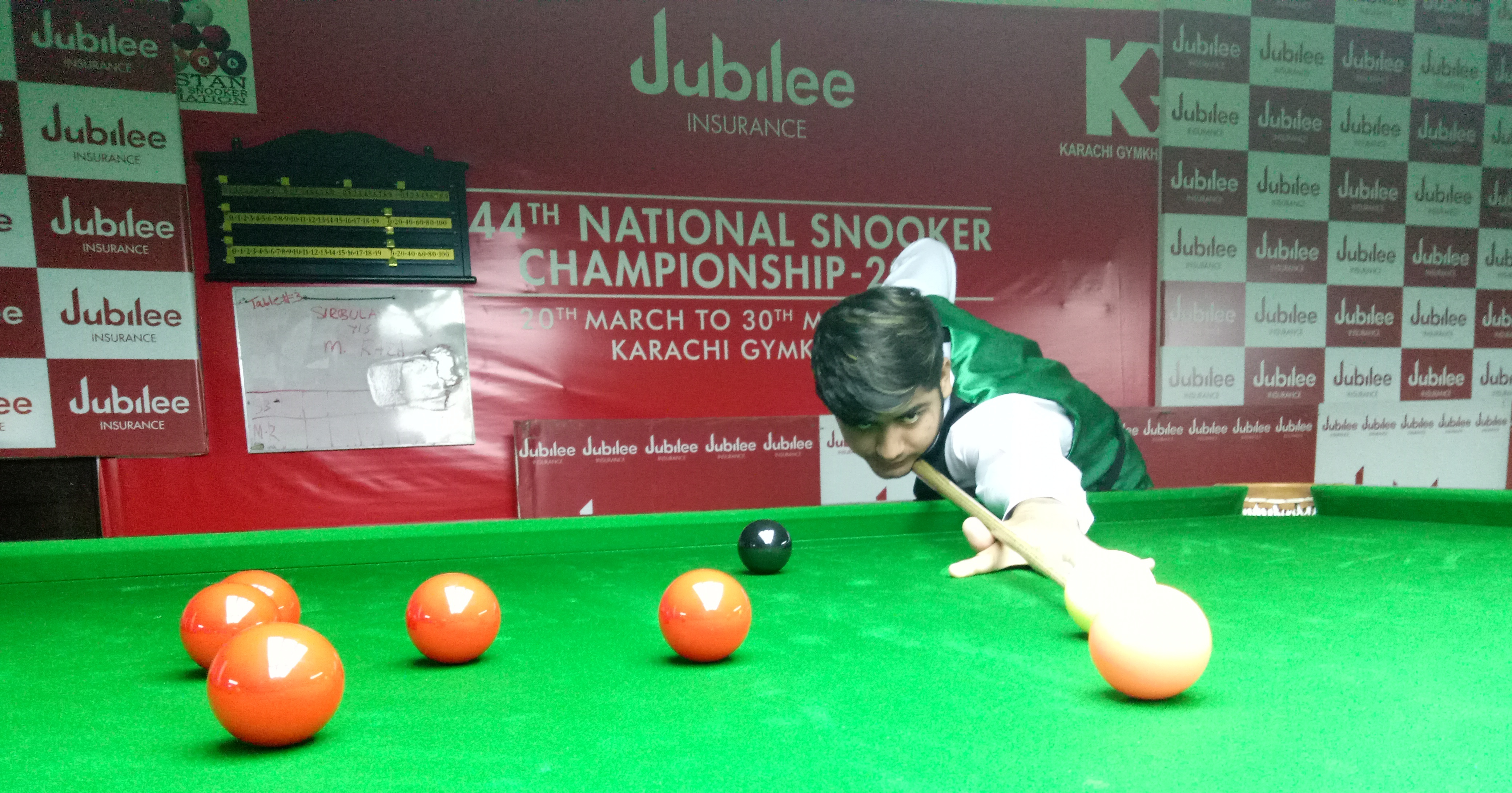 National Snooker Championship 2019