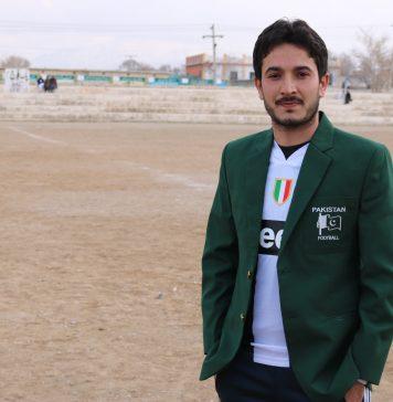 Emerging Pakistan Football Players