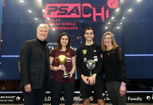 2018-2019 PSA World Championships
