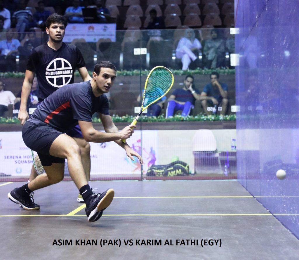 International Squash Tournament '19