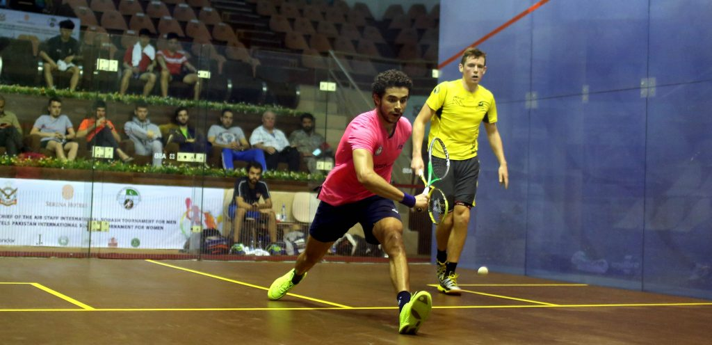 International Squash Pakistan 2019