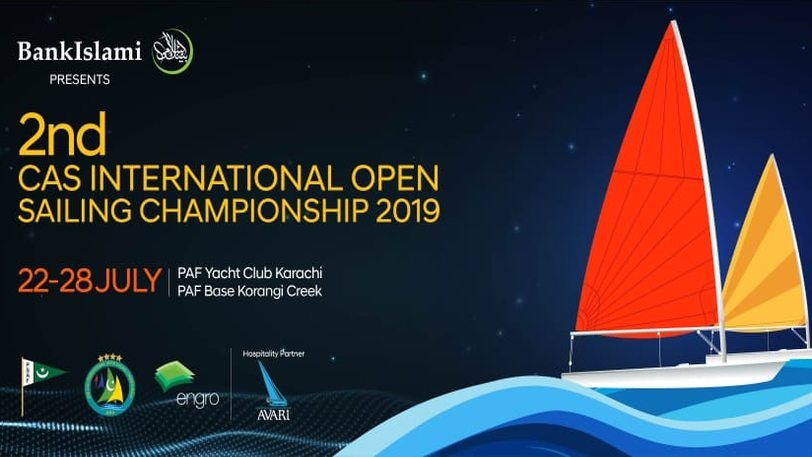 2nd CAS International Open Sailing C'ship '19: Pak Sailors