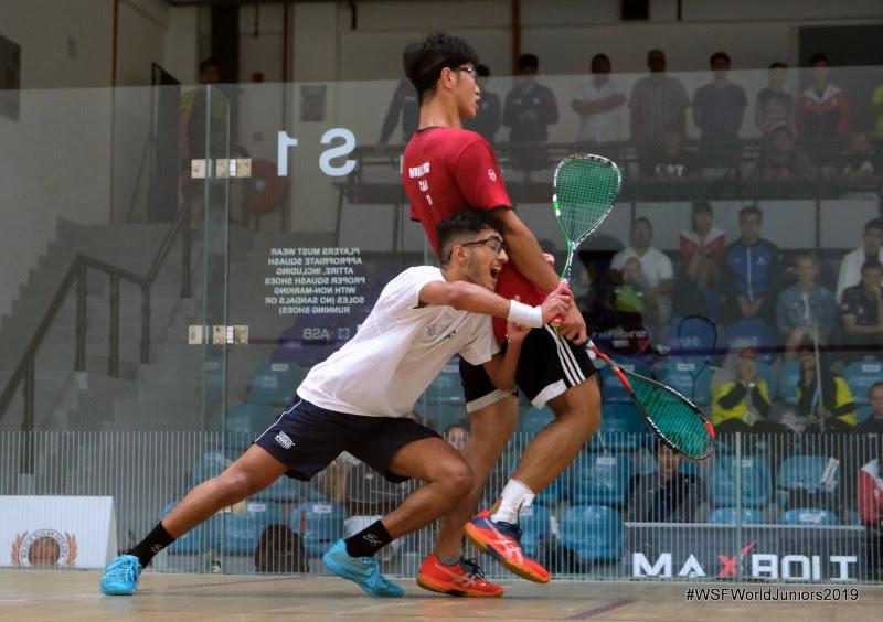 World Junior Individual Squash C'ship '19
