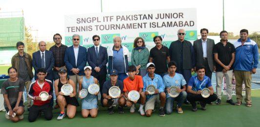 ITF Pakistan Junior Tennis C'ship 2019