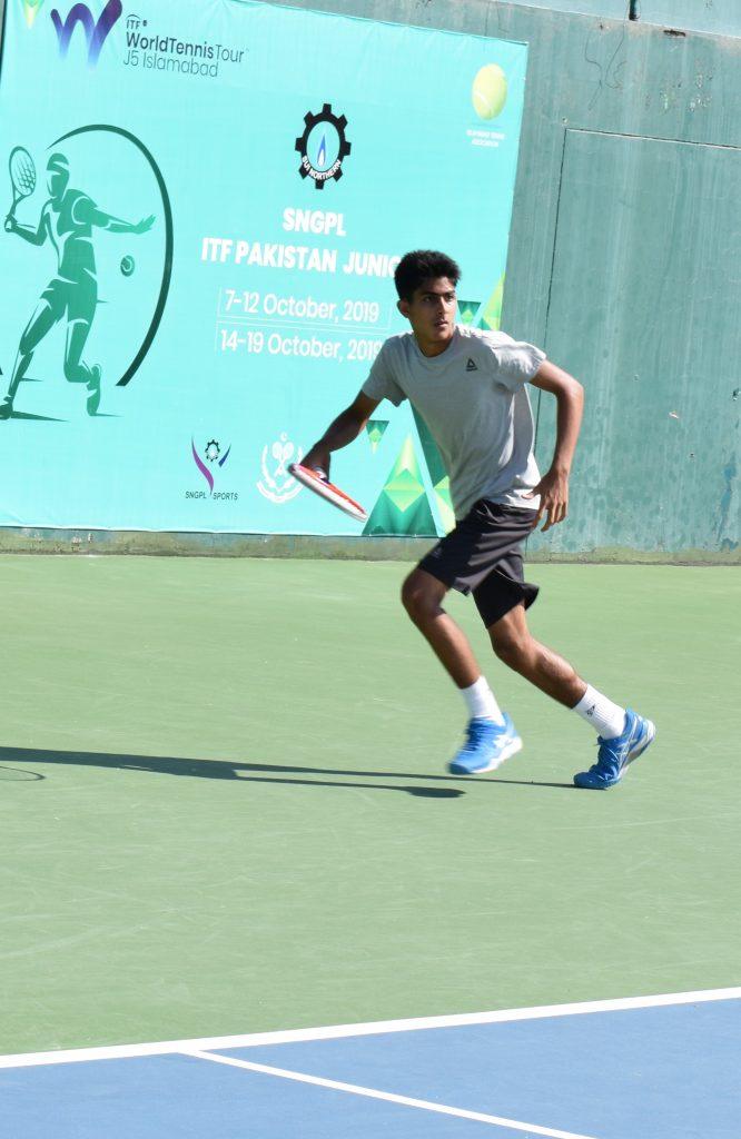 ITA-SNGPL ITF Pakistan Junior Tennis C'ship 2019