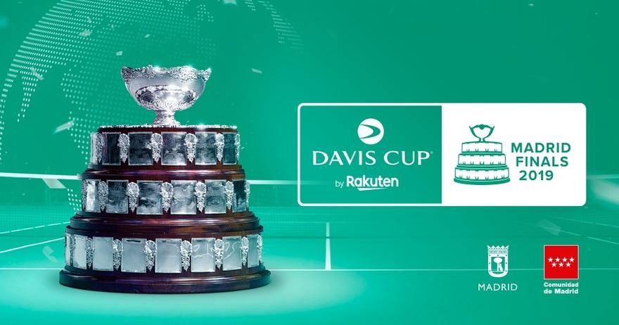 Davis Cup Madrid Finals
