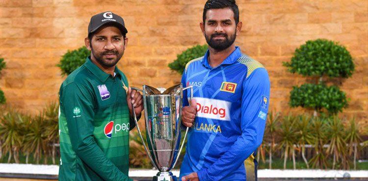 Breaking Pak Vs S Lanka 3rd ODI Pakistan Win Series 2 0